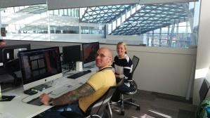 Photo of Co-op Design Studio team