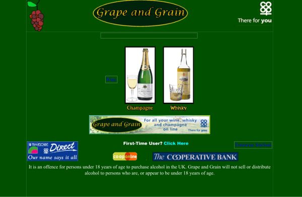 blog - Grape and Grain