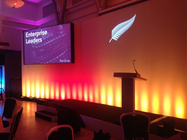 Co-op Enterprise Leaders Event