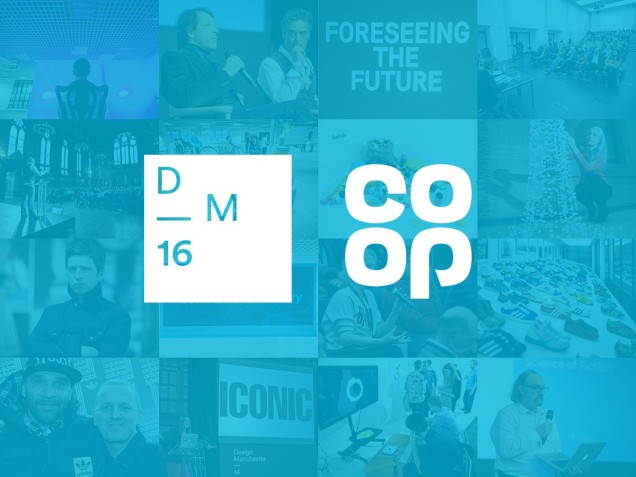 Image showing Design Manchester and Co-op Partnership