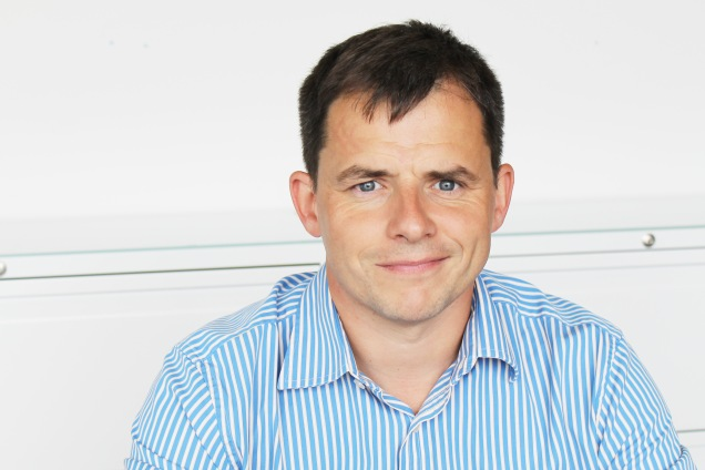 Picture of Alan Williamson - head of marketing - Co-op Electrical