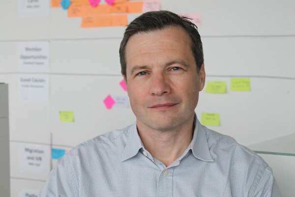 Kevin Humphries joins CoopDigital