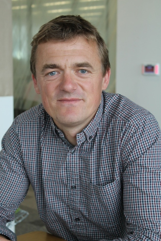 Picture of Steve Fisher - head of data projects